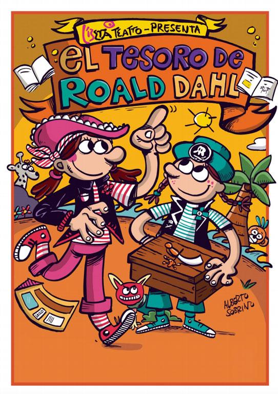 El Tesoro de Roald Dahl